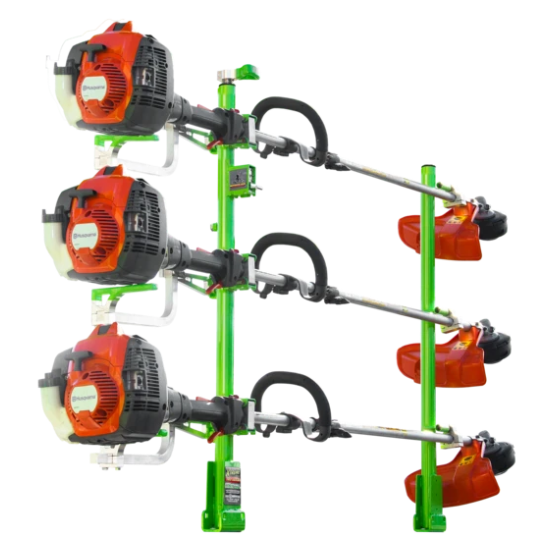 3 Position Trimmer Rack Truck Add-ons The Rack Ramp
